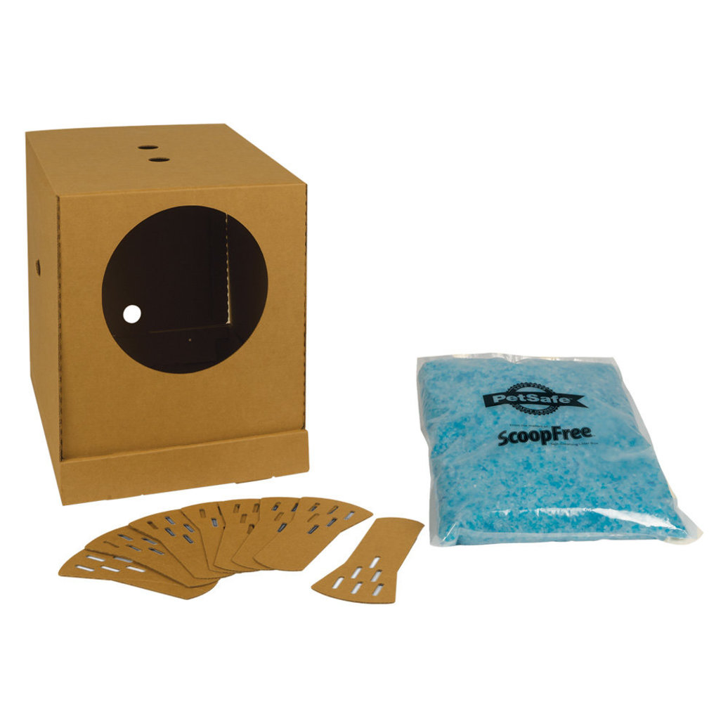 View larger image of ScoopFree Disposable Litter Box