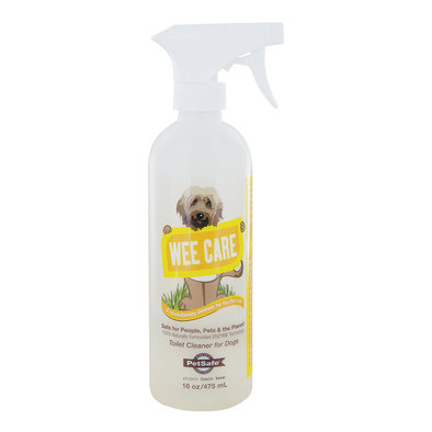 Wee Care Odor & Stain Cleaning Solution - 475 ml