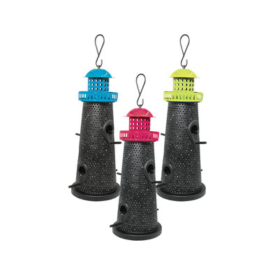 Mixed Seed Lighthouse Feeder