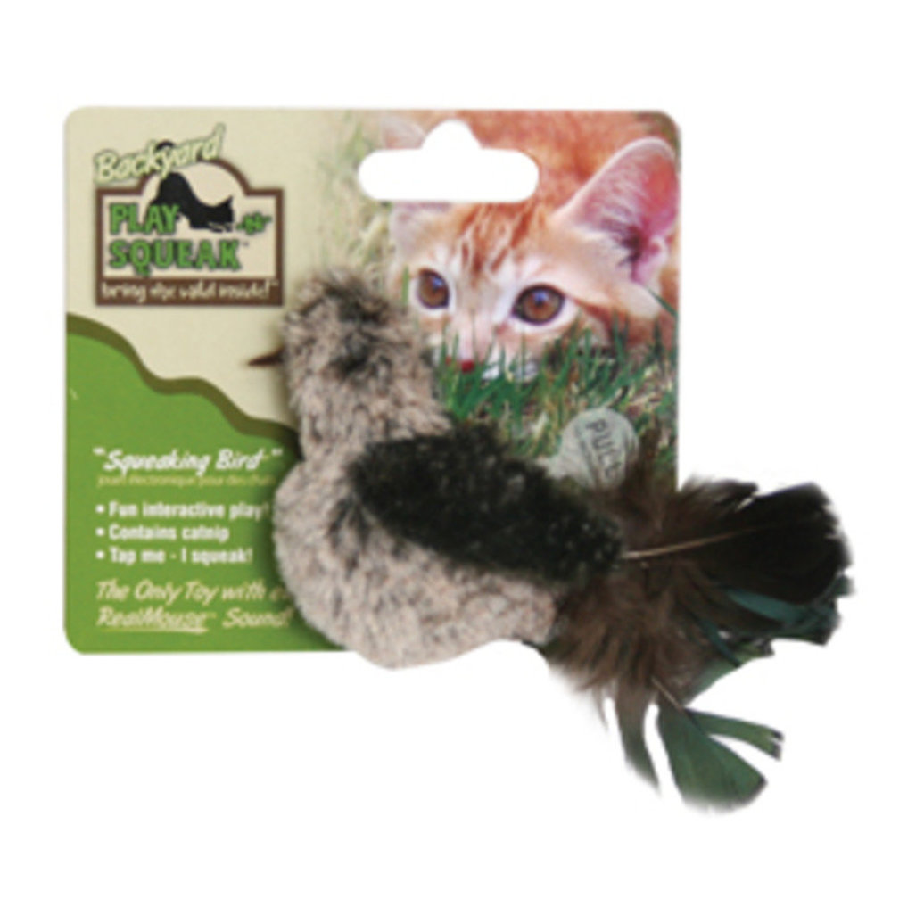 View larger image of Character Toys, Backyard Squeaking Bird