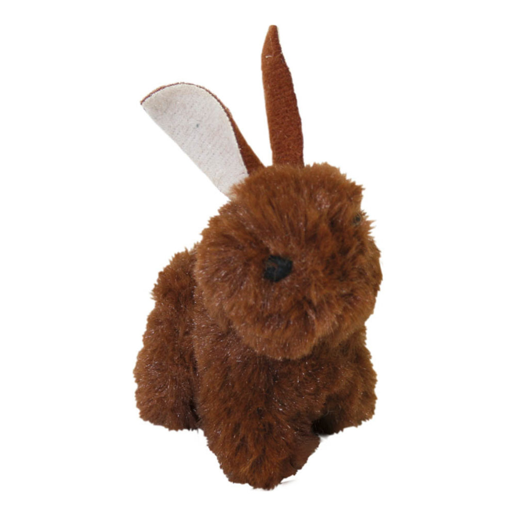 View larger image of Character Toys, Backyard Squeaking Bunny