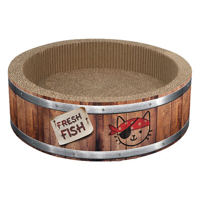 Play Pirates Barrel Scratcher - Large