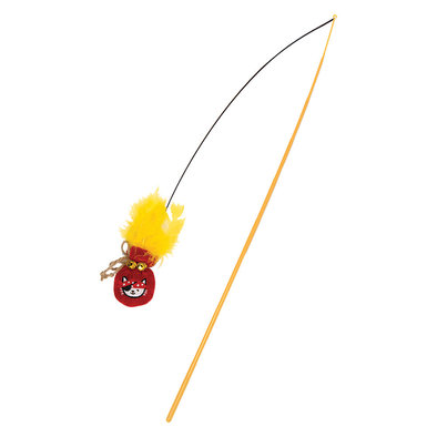 Play Pirates Wand - Pouch of Gold - Red