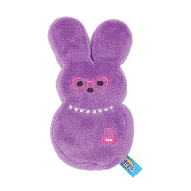Plush Dressed Up Bunny - 6""