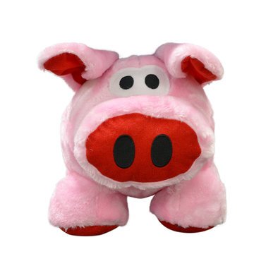 Plush Toy, Big Pig