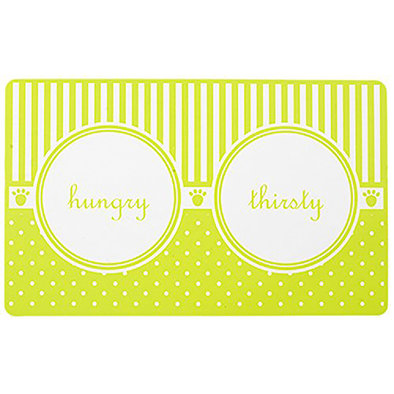 Preppy Pet Placemat