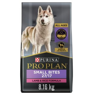 All Life Stages Sport Small Bites Lamb & Rice 8.16k g