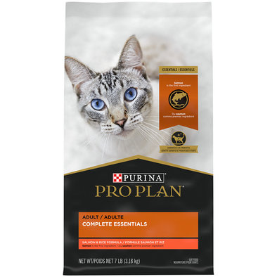 Cat Essentials Salmon & Rice 3.18 kg