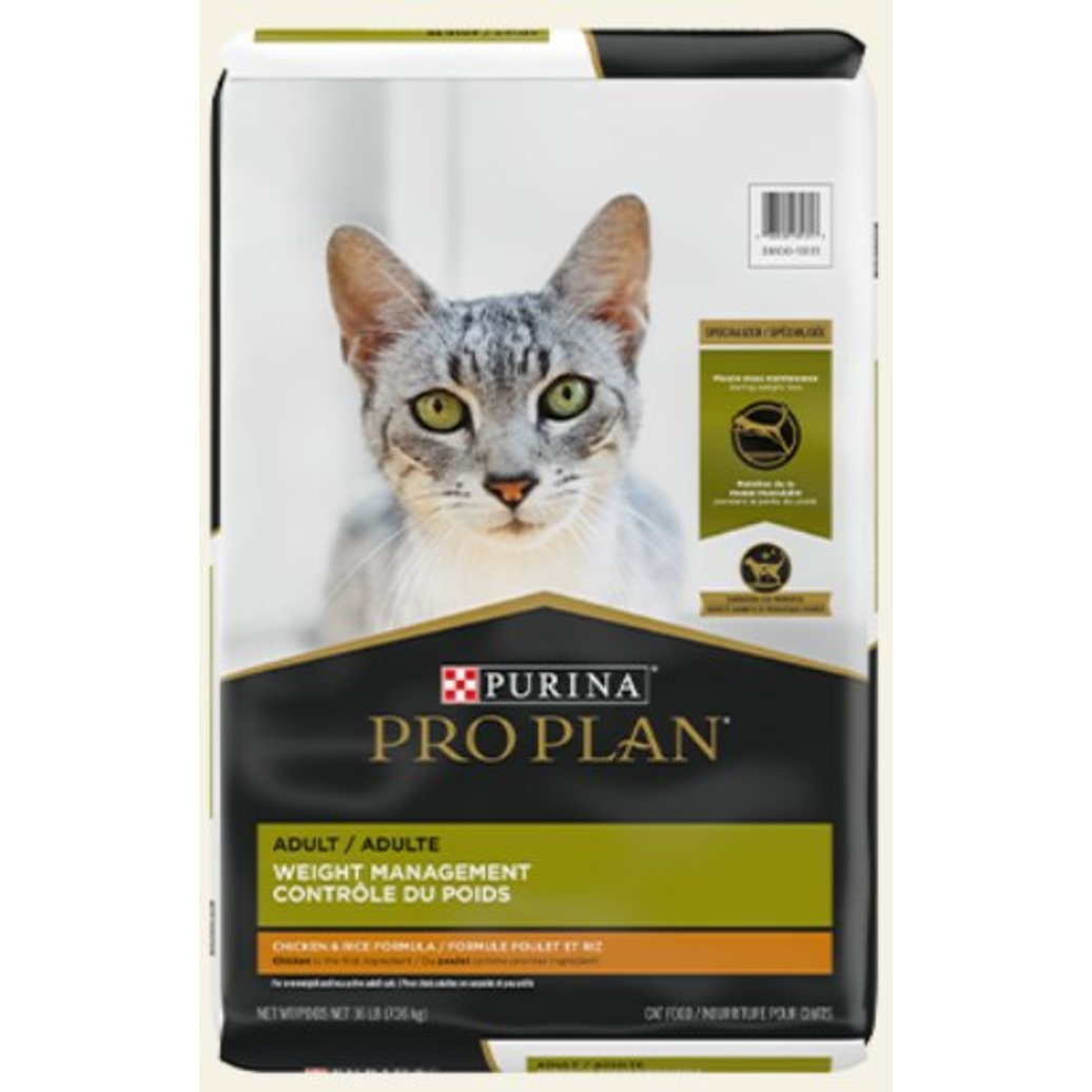 View larger image of Cat Specialized Weight Management Chicken & Rice 3.18 kg