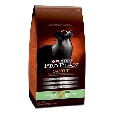 Savor Adult Chicken & Rice Formula Dry Dog Food
