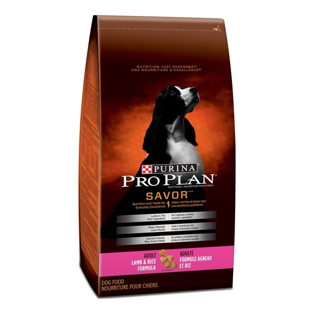View larger image of Savor Adult Lamb & Rice Formula Dry Dog Food