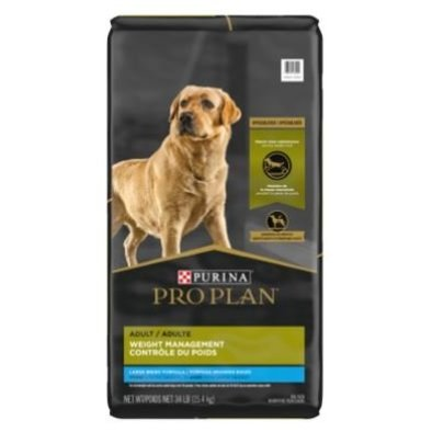 Focus Adult Weight Management Large Breed Formula Dry Dog Food 15.4 kg