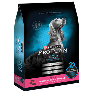 Focus Adult Sensitive Skin & Stomach Formula Dry Dog Food 7.26 kg