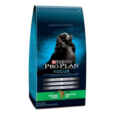 Focus Small Breed Formula Adult Dry Dog Food 8.16 kg