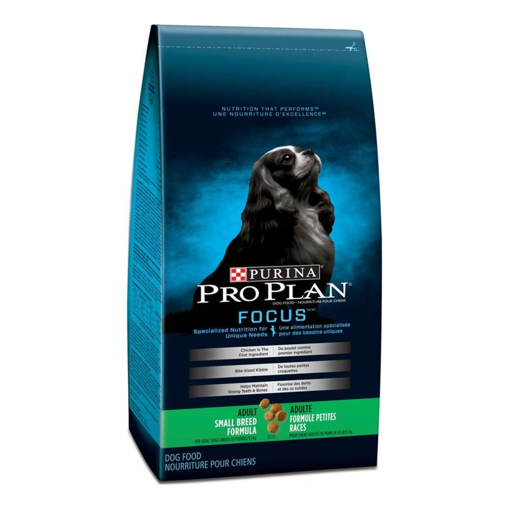 View larger image of Focus Small Breed Formula Adult Dry Dog Food 8.16 kg