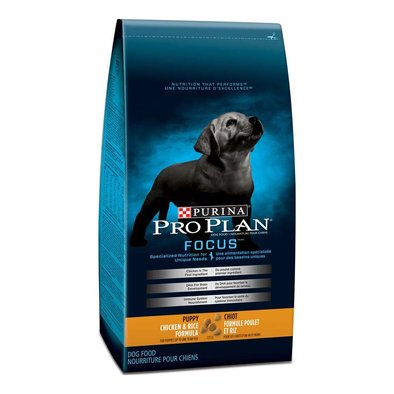 Focus Puppy Dry Dog Food, Chicken & Rice Formula
