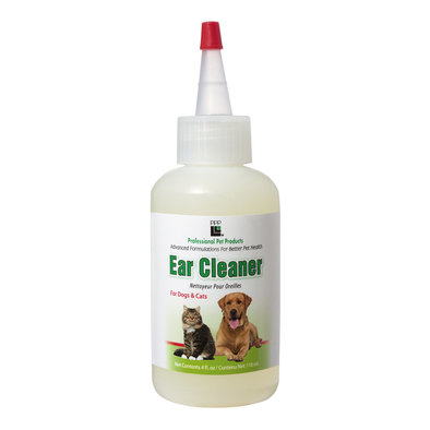 Ear Cleaner With Eucalyptol - 4 oz