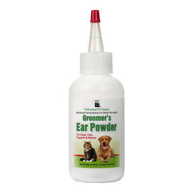 Groomers Ear Powder