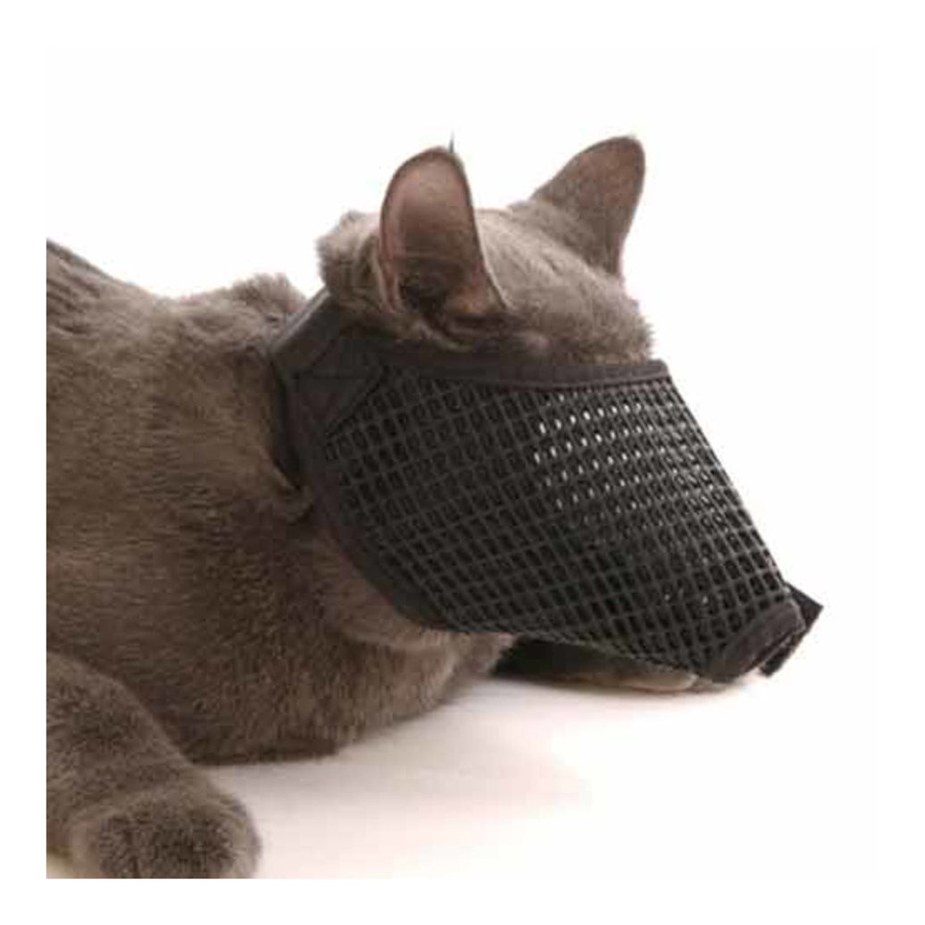 View larger image of Mesh Cat Muzzle