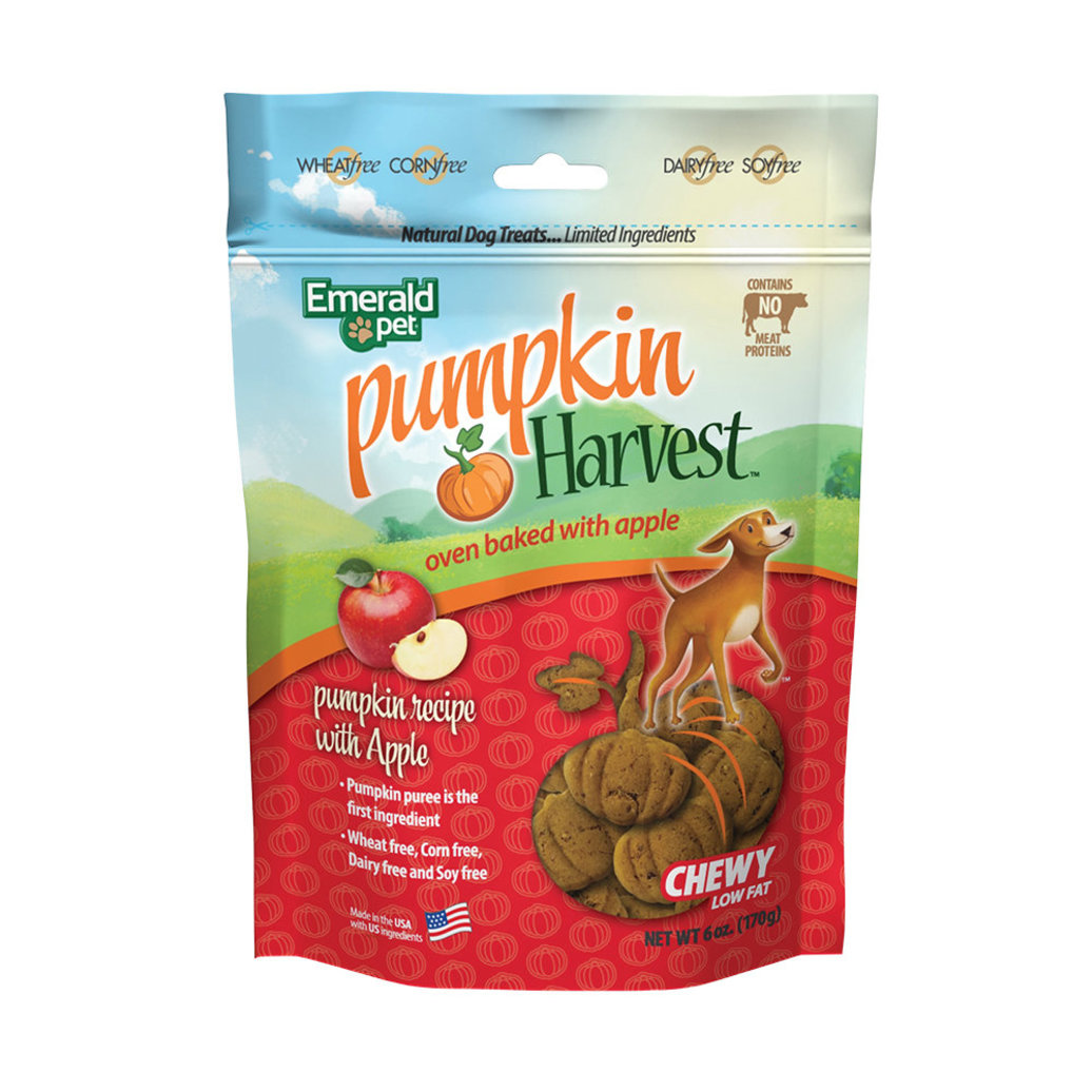 View larger image of Pumpkin Harvest, Chewy Treat - Apple - 170 g