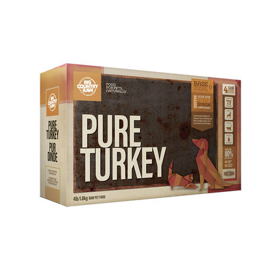 Pure Turkey - 4 lb