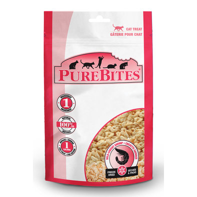 Entry Size Cat Treats, Shrimp - 8 g