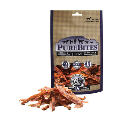 Entry Size - Chicken Jerky & Sweet Potato - 77g