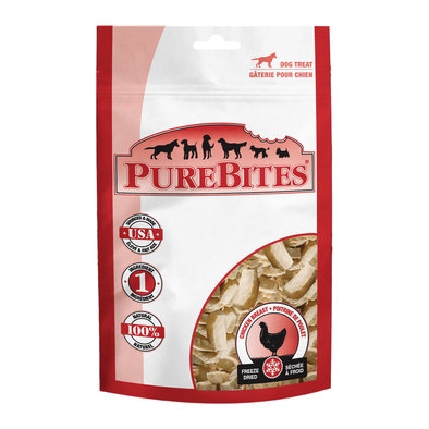 Entry Size Dog Treats, Chicken - 40 g