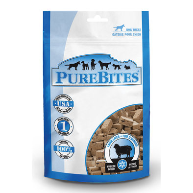 Entry Size Dog Treats - Lamb