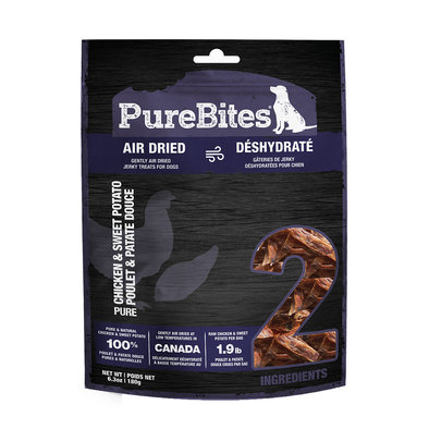 Mid Size Treats - Chicken & Sweet Potato Jerky