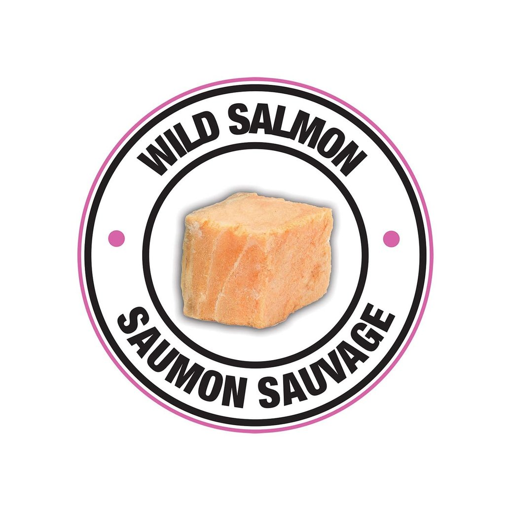 View larger image of Super Value Size Cat Treats - Salmon - 57 g