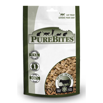 Value Size Cat Treats, Beef Liver - 44 g