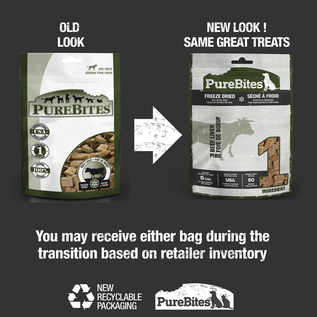 View larger image of Value Size Dog Treats, Beef Liver