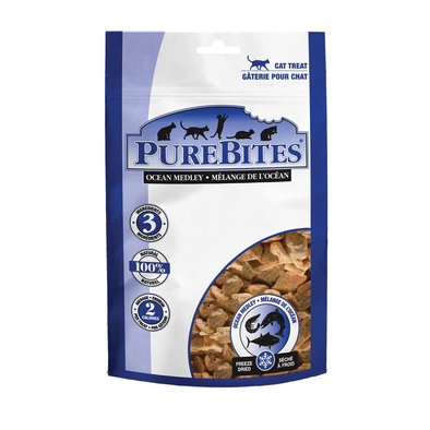 Value Size Cat Treats - Ocean Medley - 22 g
