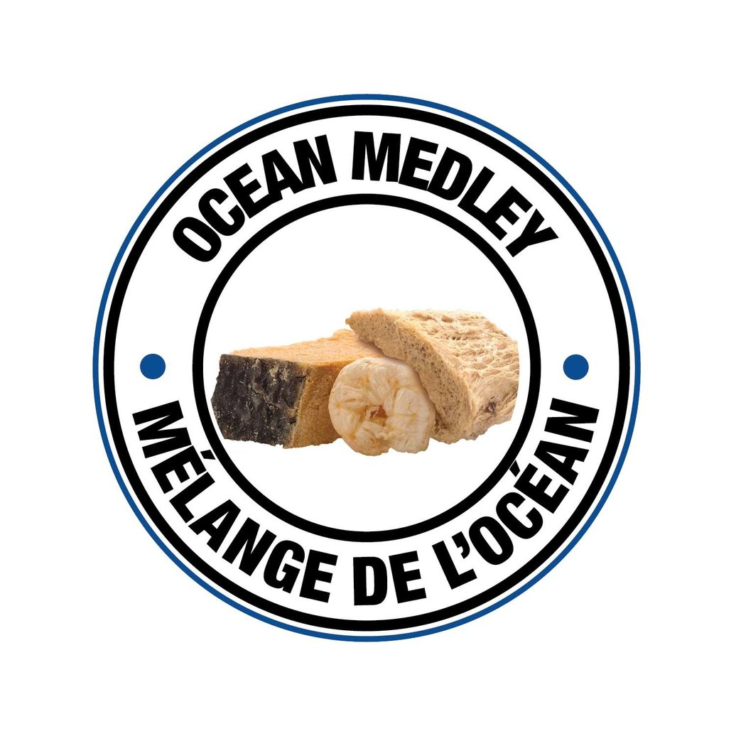 View larger image of Value Size Cat Treats - Ocean Medley - 22 g