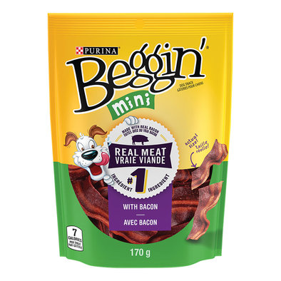 Beggin', Mini Bacon Flavour - 170 g