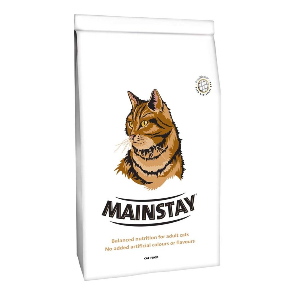 View larger image of Mainstay Dry Cat Food - 16 kg