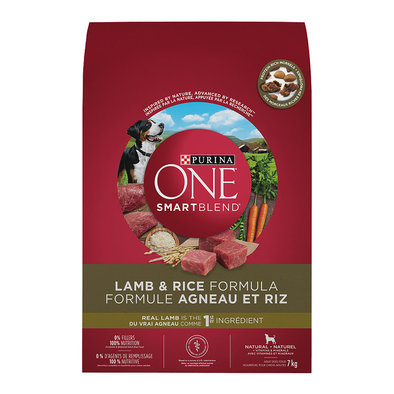 Smartblend Natural Dry Dog Food, Lamb & Rice