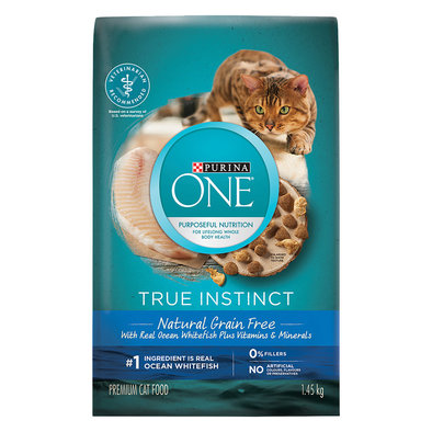 Feline Adult - True Instinct - Whitefish - 1.45 kg