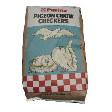 Pigeon Checkers - 25 kg