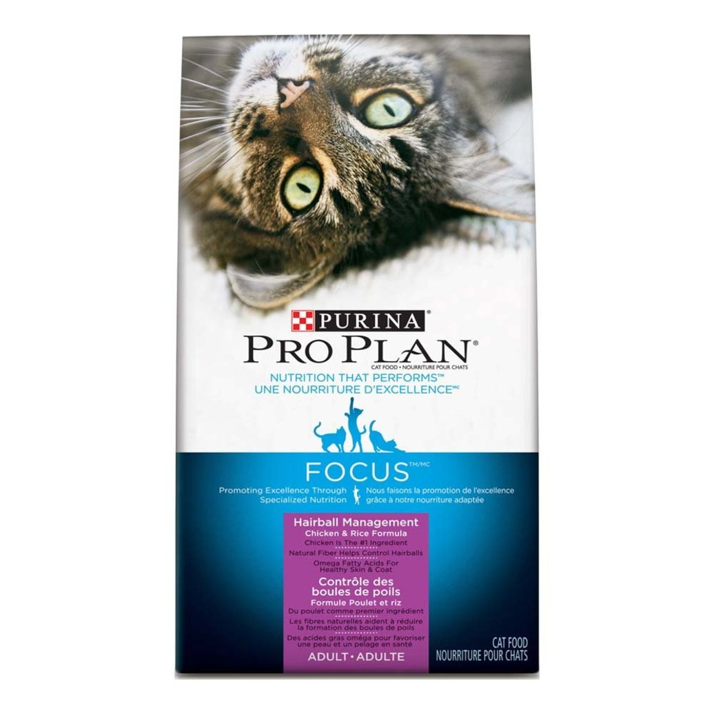 View larger image of Purina, Pro Plan Adult Cat, Hairball Management