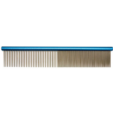Greyhound Aluminum Comb, Fine/Medium