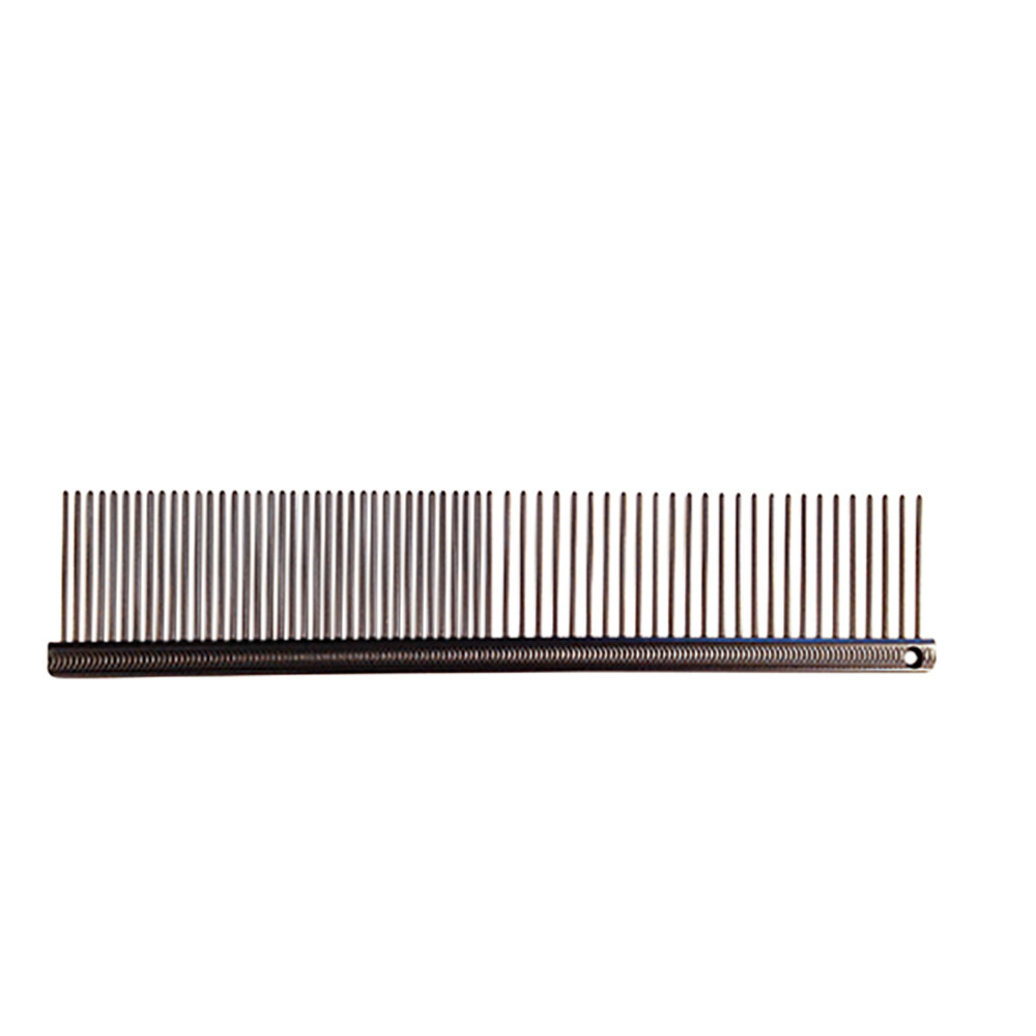 """View larger image of Short Pin Comb, Fine/Coarse - 5.5"""""""