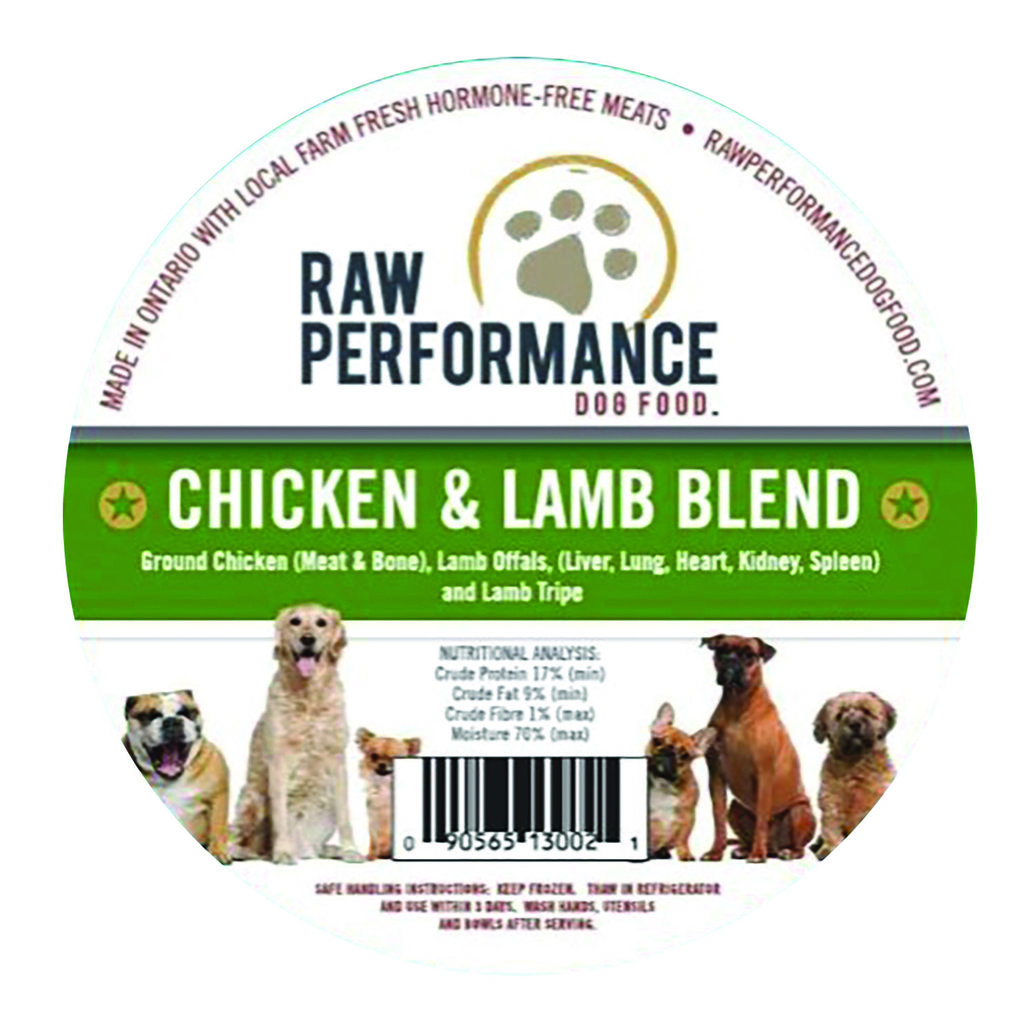View larger image of Chicken & Lamb Blend