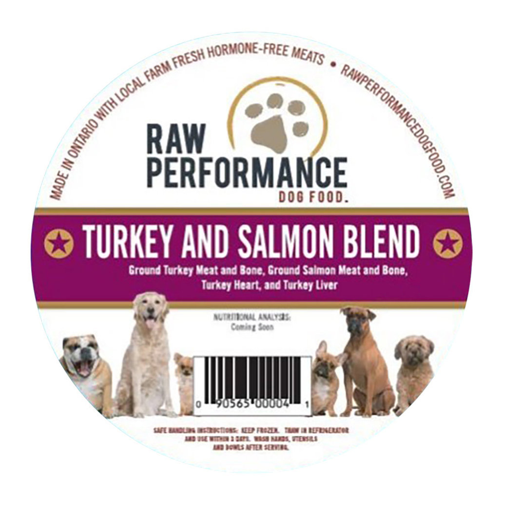 View larger image of Turkey and Salmon Blend