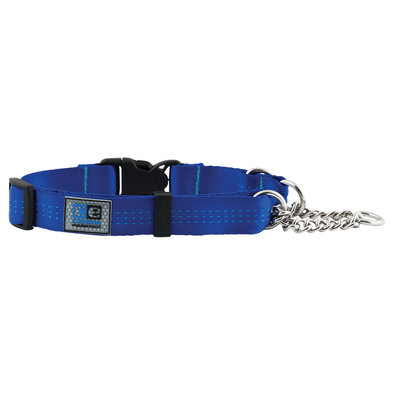 Collar - Martingale - Blue