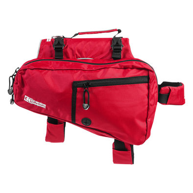 Canine Equipment, Ultimate Trail Pack - Red