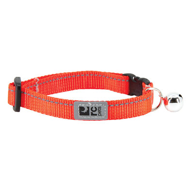 Kitty Breakaway Collar - Orange