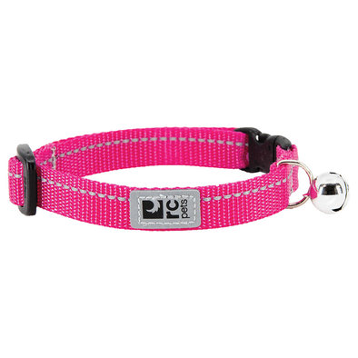 Kitty Breakaway Collar - Raspberry
