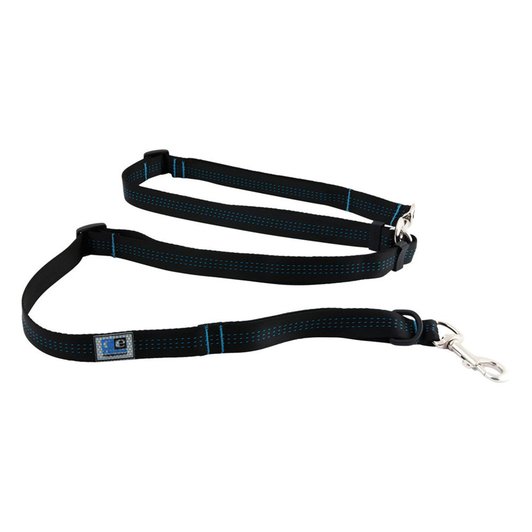 """View larger image of Leash - Beyond Control - Black - 1"""" Width - 6'"""